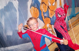 Superheros parties