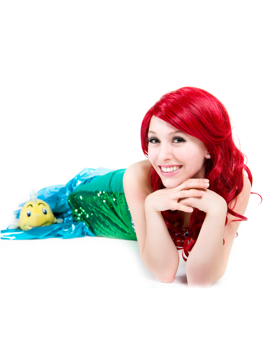 Little Mermaid Princess Party Toronto