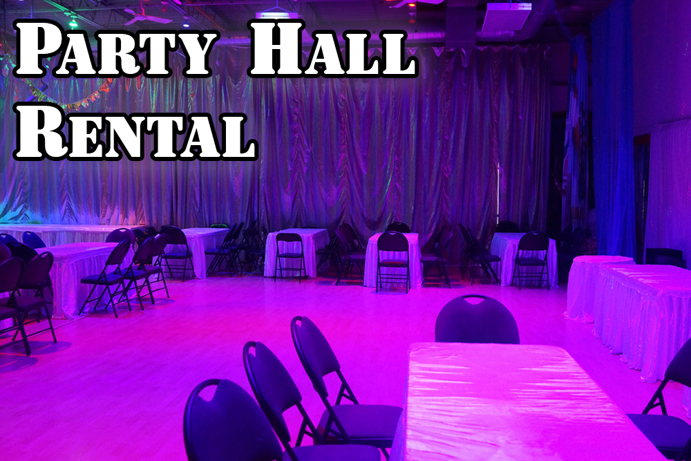Rent A Birthday Party Room