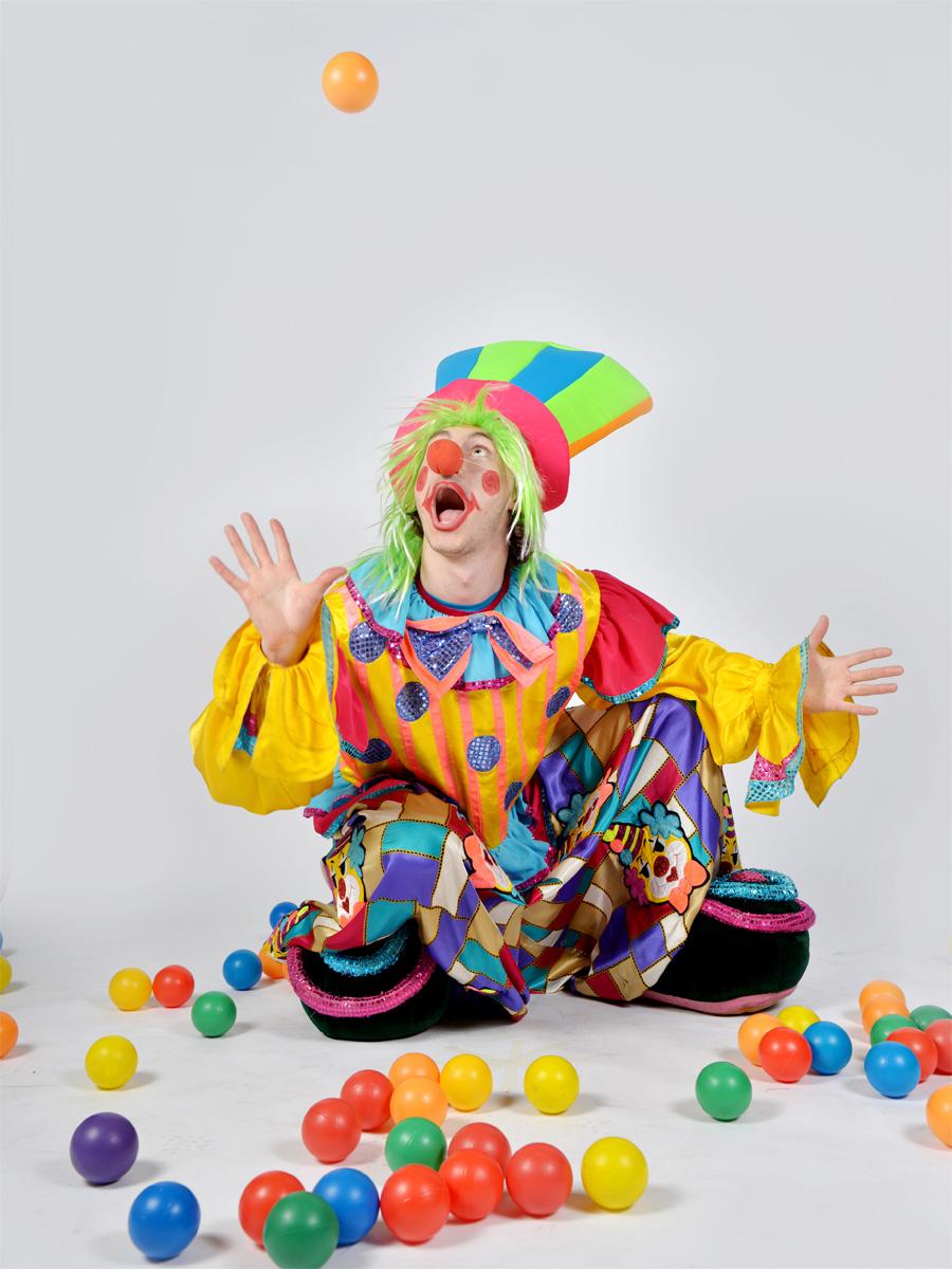 Клоуны - Сценарии праздников от m
