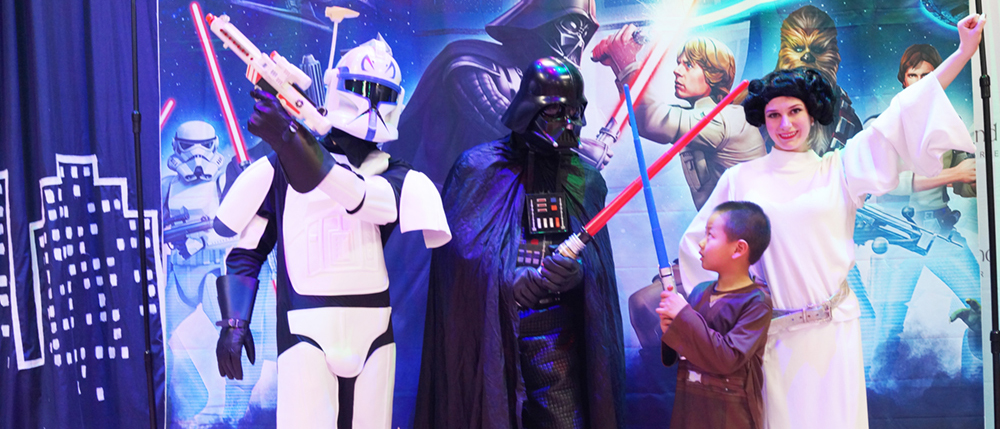 star wars party toronto