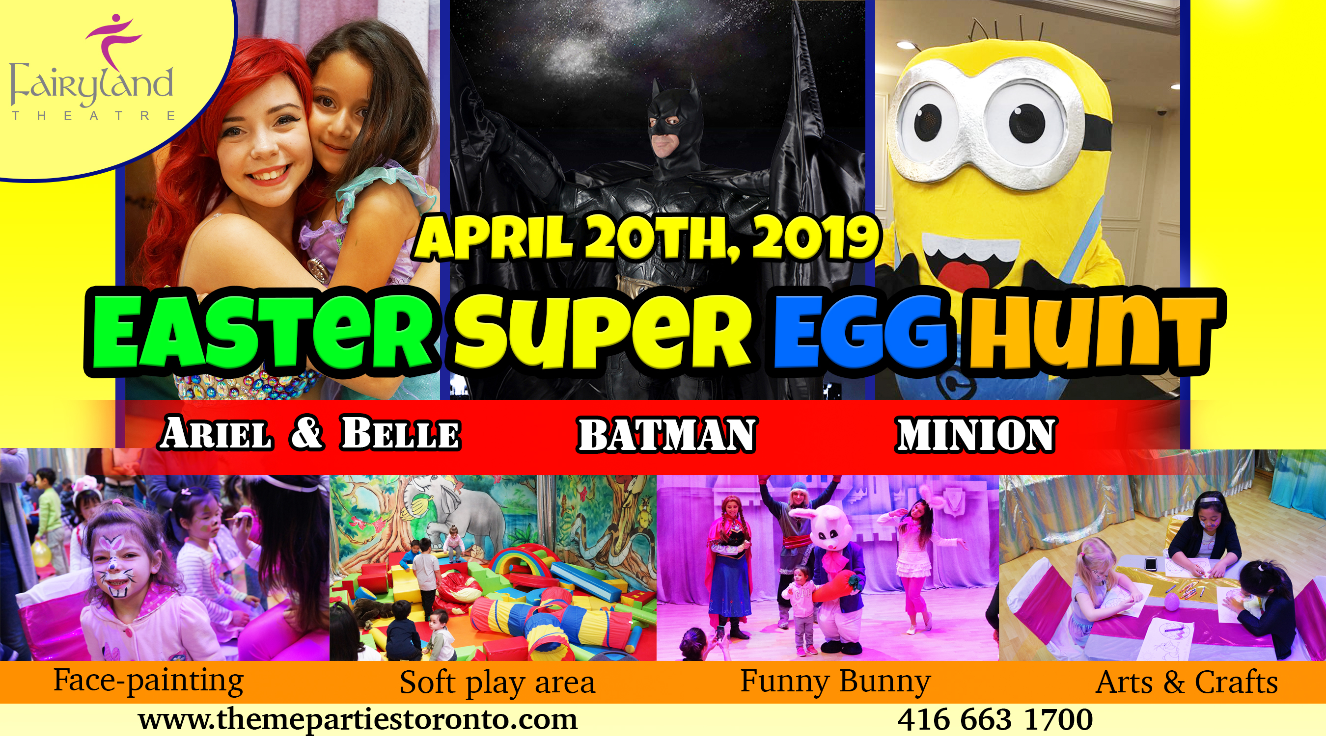 Easter Egg Hunt Toronto 2019