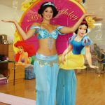 Princess Jasmine Party Toronto