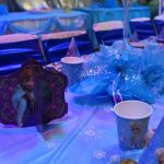 Frozen themed table