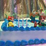 Little Mermaid Party Cake