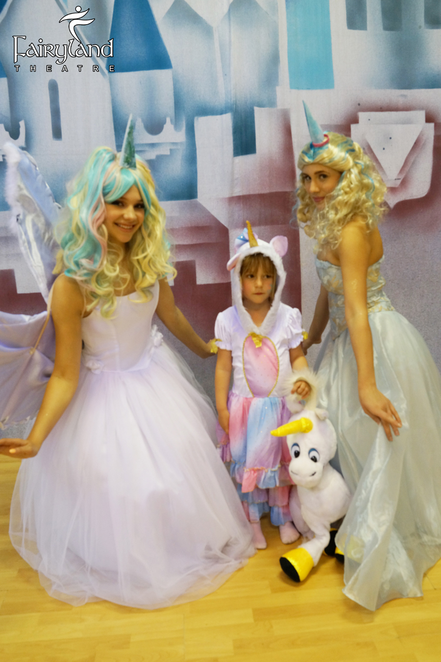 My little pony princess party