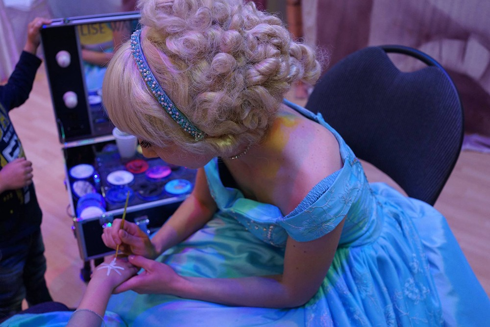 Cinderella Princess Party Toronto