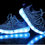 LED Light Up kids Shoes