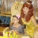 belle princess party toronto