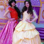 Princess Elena and Princess Belle